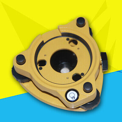 Tribrach Carrier With Optical Plummet With 58 Thread For Trimble Topcon Gps