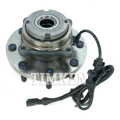 Wheel Bearing and Hub Assembly-4 X 4, 4-Wheel ABS Front Timken 515025
