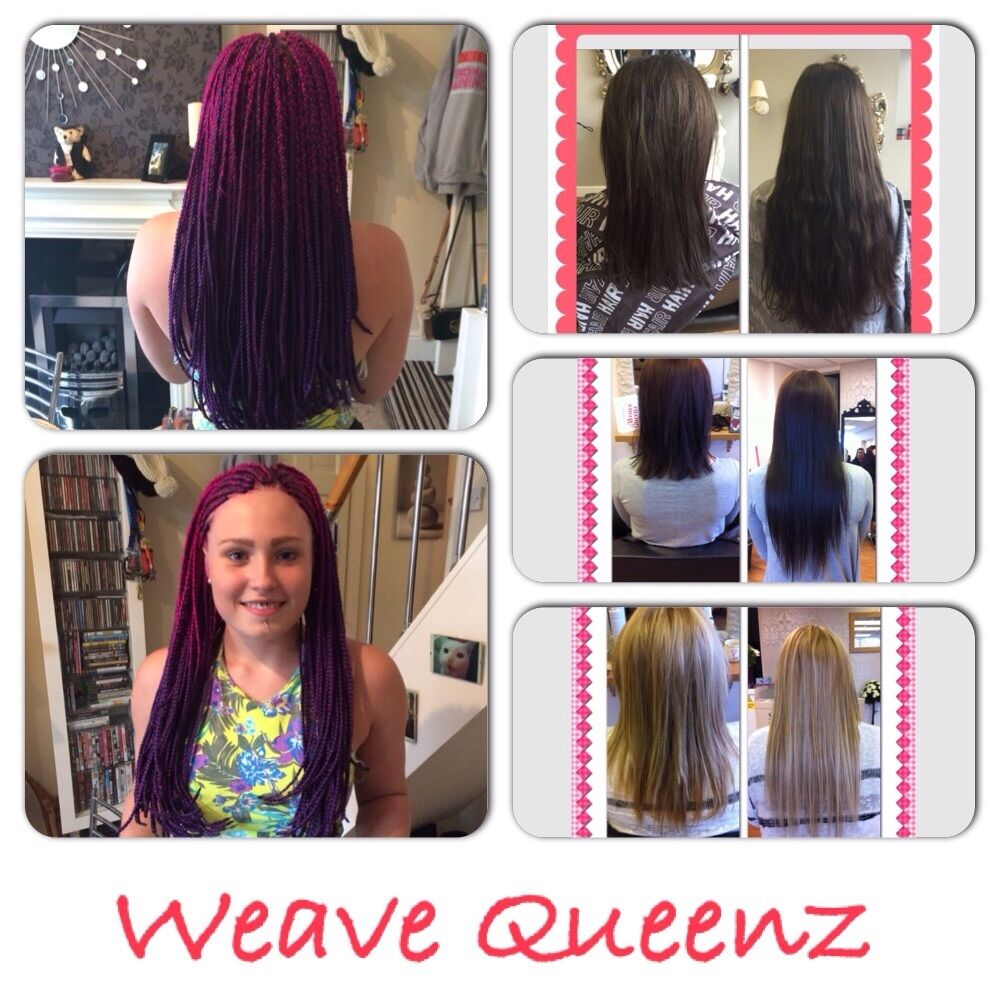 Glue Free Hair Extensions Search Weave Queenz On Facebook 4 Latest