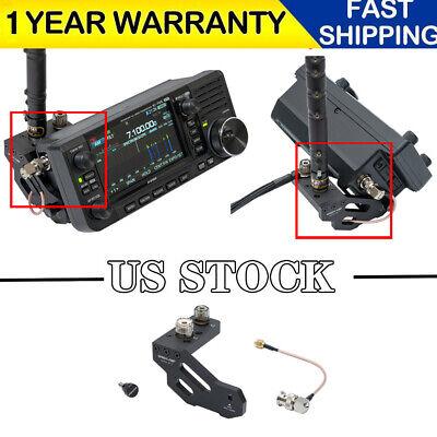 Quick Release Antenna Bracket For ICOM IC-705 Portable Shortwave Radio NEW