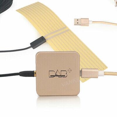KS364 DAB+Digatal Radio Box Digital Audio Broadcast for Android 8.0/9.0 Radio