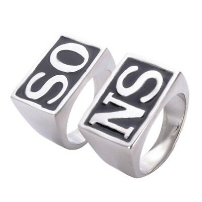 Sons  Ring Set   2 Rings Size 12  So Ns