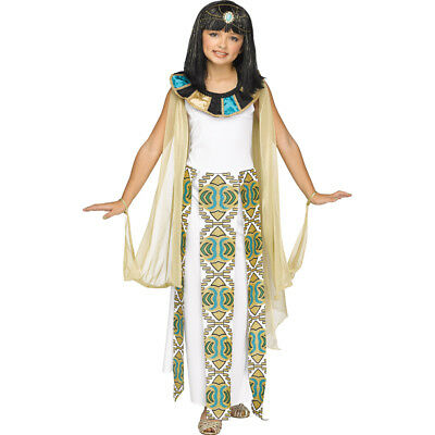 Girls Cleopatra Egyptian Queen - Egyptian Dress Up Costumes