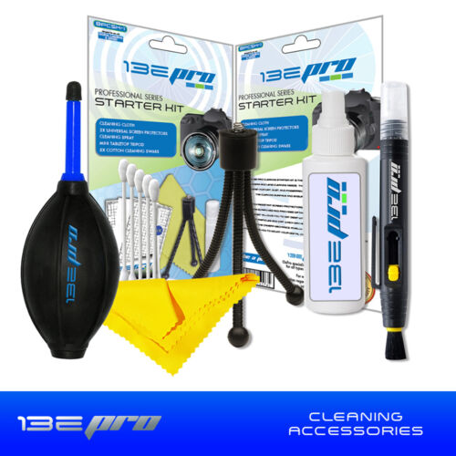 I3ePro Professional Lens Cleaning kit for Canon Nikon Sony Panasonic DSLR Camera