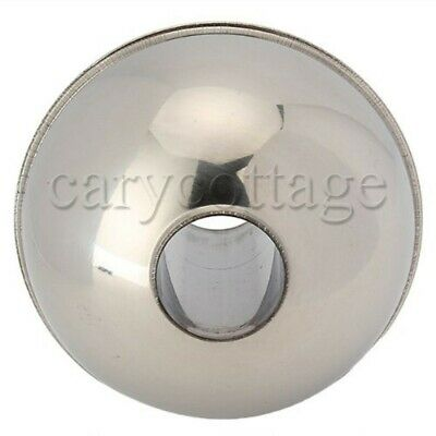 Float Switch Ball Stainless Steel Silver Tone Outside Diameter 52mm