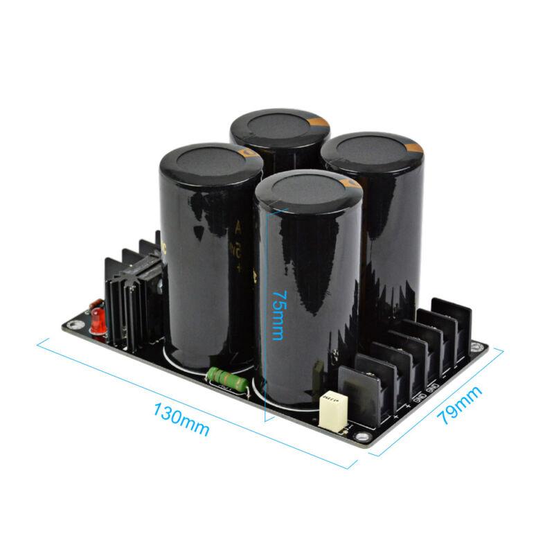 120A Power Schottky Amplifier Rectifier Filter Supply Power Board