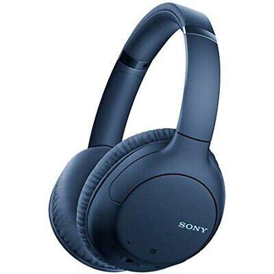 SONY Inalámbrico Ruido Cancelación Auriculares WH-CH710N: Azul WH-CH710N LED