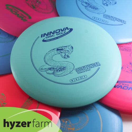 Innova DX SIDEWINDER *pick your weight and color* Hyzer Farm disc golf driver