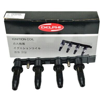 Genuine Delphi Ignition Coil 95517924 For Vauxhall Astra Corsa Zafira 1.6 1.8