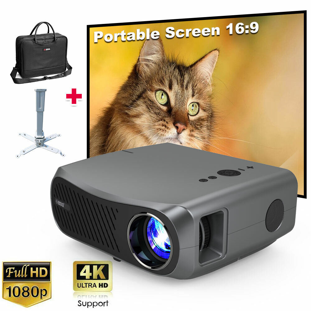 8500lm native 1080p projector conference meeting hd
