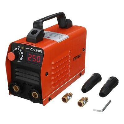 Minleaf Zx7 Electric Welding Machine Portable Mma Arc Dc Inverter Plastic Welder