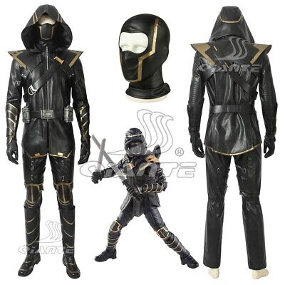 Avengers 4 Endgame Hawkeye Ronin New Ninja Costume Cosplay Outfit Comic Con New - Hawkeye Comic Costume