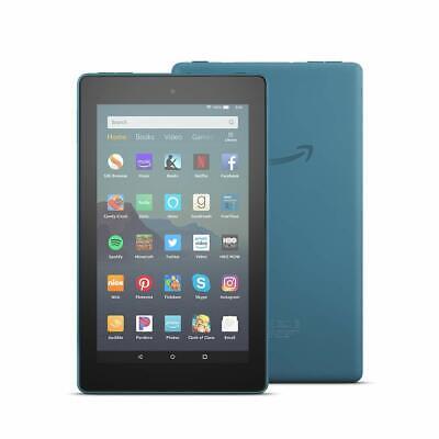 "NEW Amazon Kindle Fire Tablet 7"" 16 GB- 9th Generation 2019 - TWILIGHT BLUE"