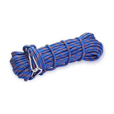 10mm 3KN Rock Climbing Rope Emergency Rescue Ropes Professional Mountaineering 10 Mm Climbing Rope