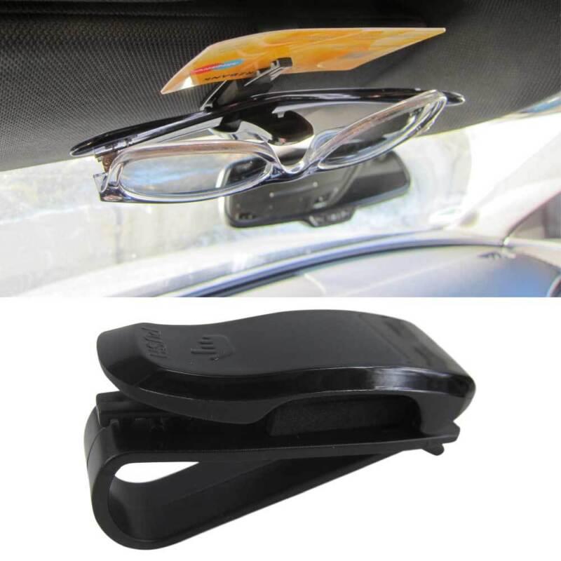 Premium Glasses Sunglasses Clip Bracket Clip Card for Sun Visor Car Car