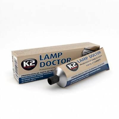 Scheinwerfer Aufbereitung Schleifpolitur - K2 Lamp Doctor 60g