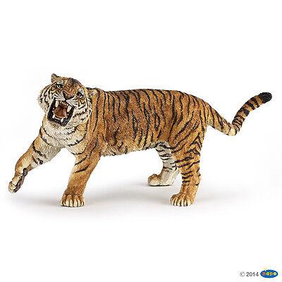 Brüllender Tiger 13  cm Wildtiere Papo 50182
