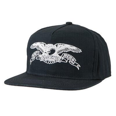 Anti Hero Skateboard Cap Basic Eagle Navy White Adj Snapback Hat