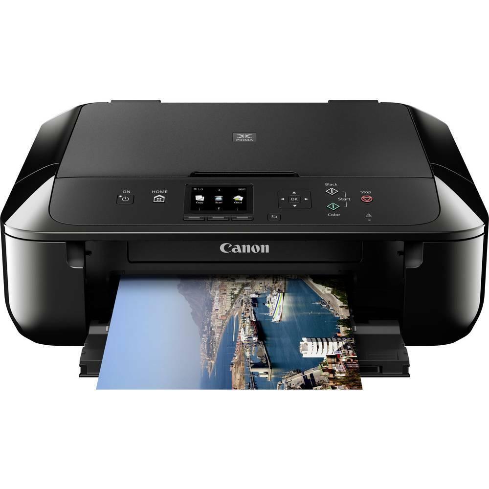 Canon PIXMA MG 5750 -A4 Drucker, Scanner, Kopierer WLAN Duplex Nachfolger MG5650