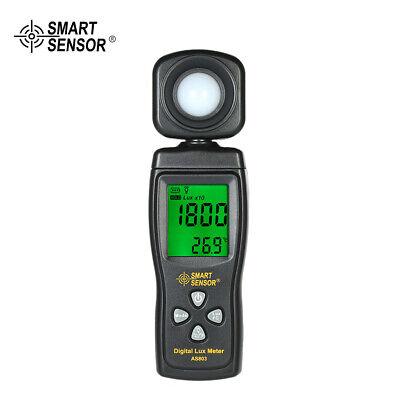 Illuminometer Luminometer Photometer Luxmeter Light Lux Meter 0-200000 Lux X9M5
