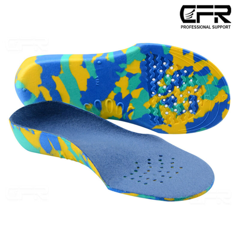 Children Shoe Insoles Arch Orthopedic inserts