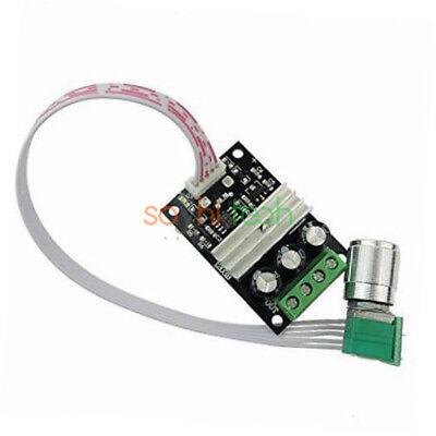 Pwm Motor Speed Controller Module Potentiometer With Switch Dc 6v 12v 24v 28v 3a