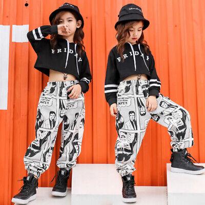 Kinder Jazz Hip-Hop Dancewear Kindertanz Mädchen Komisch Kostüme - Hip Hop Jazz Kostüme