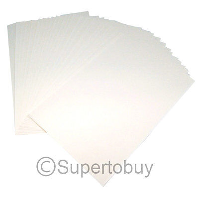 "100 Sheets A4 (8"" x 11.5"") Sublimation Transfer Paper for Specialty Printing"