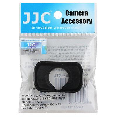 JJC Silica gel Eyecup for Fujifilm X-H1 X-T1 X-T2 replaces EC-XT L US Seller