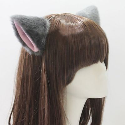Animal Orecchiette Cute Cosplay Costume Party Cat Ears Hair Clip - Animal Ears