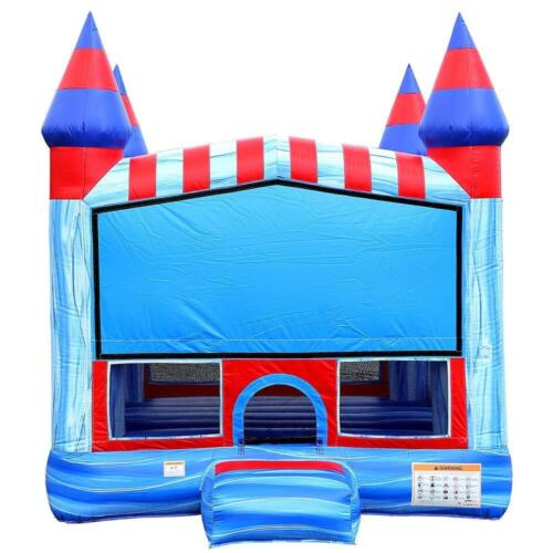 Commercial Grade Inflatable Glacier 13′ X 13′ Bounce House Party House