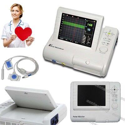 Ce Fetal Monitor Prenatal Heart Fhr Toco Fetal Movementthree-in-one Transducers