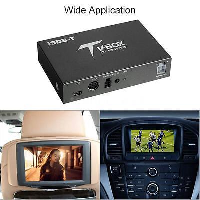 Car Hd Isdb Full Seg Receiver Only For South America Isdb T Digital Tv Box D7w3