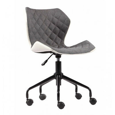 New Ripple Office Desk Chair - Mid-back Modern Task Chair - Adjustable Height
