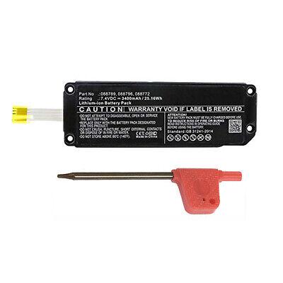 2200mAh 088789, 088796, 088772 Battery for Bose Soundlink Mini 2 II Speaker