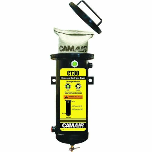 DeVILBISS® 130500 (CT30) CamAir Desiccant Air Dryer (Wall mount)