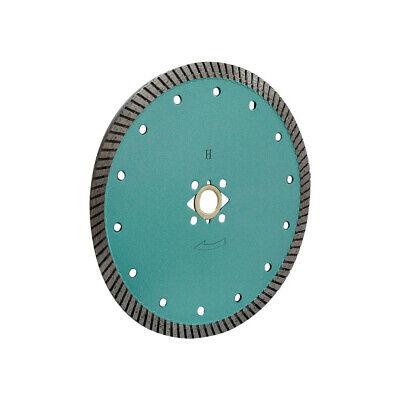 Narrow Turbo Diamond Saw Blade 7 Wet Dry Cutting Marble Stone Dm 78-58arbor