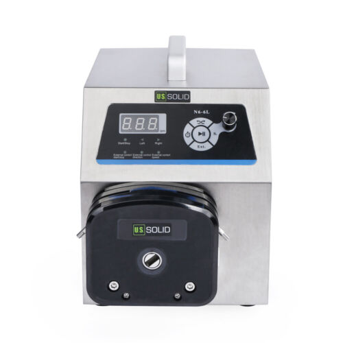 Industrial Peristaltic Pump N6-6L, 0.3-6000 mL/min, Large Flow, Servo Motor