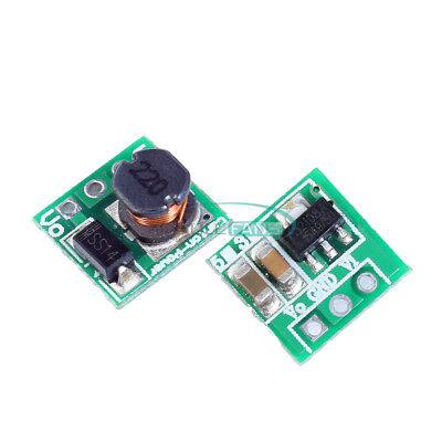 Dc-dc 1.8v 2.5v 3v 3.3v 3.7v To 5v Step Up Power Voltage Boost Converter Board