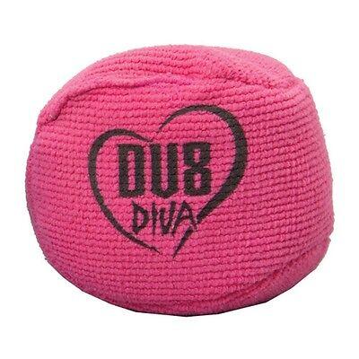 DV8 Diva Microfiber Bowling Grip Ball