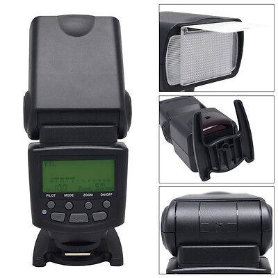 Pro D7500 Sl430-n On Camera Flash For Nikon I-ttl D7200 D...