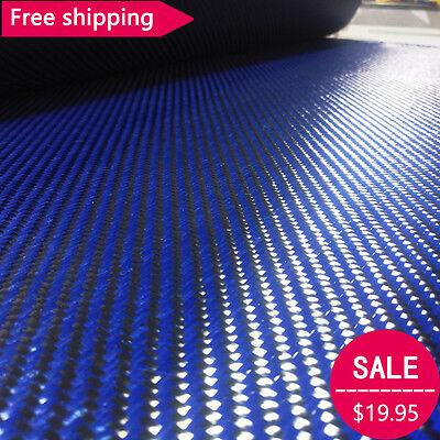 3K 200gsm Red Kevlar Carbon Fiber Fabric Twill Weave Aramid Carbon Mix 70cm 1yd