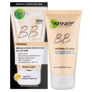 Garnier Original BB Cream Extra-Light 50ml FREE POST