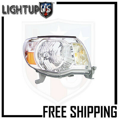 Headlights Headlamps Right Only for 05-11 Toyota Tacoma