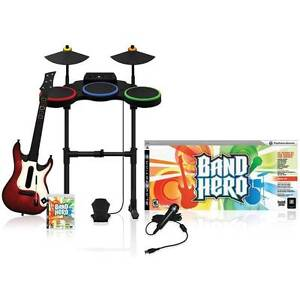 ★PlayStation 3 PS3 Guitar Hero, Rock Band, SingStar, Mics & Games Logan Village Logan Area Preview