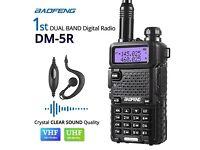 baofeng DM-5R hand held radio