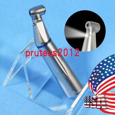 Dental Led Contra Angle E-generator Low Speed Handpiece Inner Spray Yabangbang