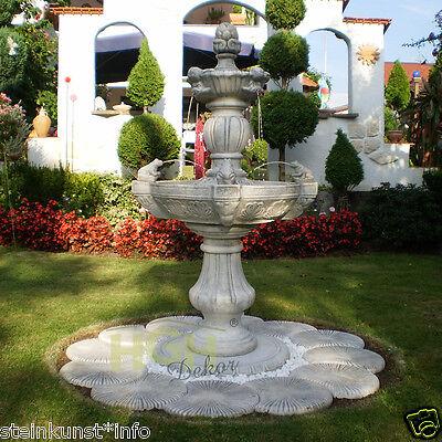 Springbrunnen Brunnen Parkbrunnen Froschbrunnen Etagenbrunnen Gartenbrunnen