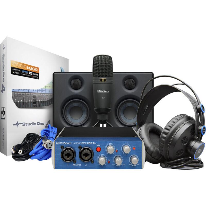 PreSonus AudioBox Studio Ultimate Deluxe Bundle