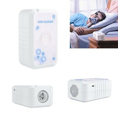 Mini CPAP Cleaner Machine Air Tubes Mask Cleaning Respirator Sanitizer Portable